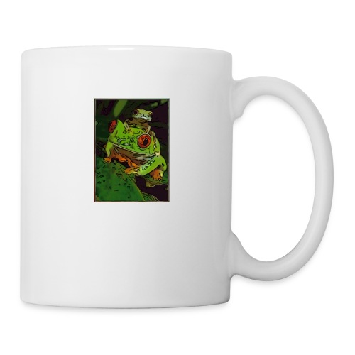 Happy Froggy - Coffee/Tea Mug