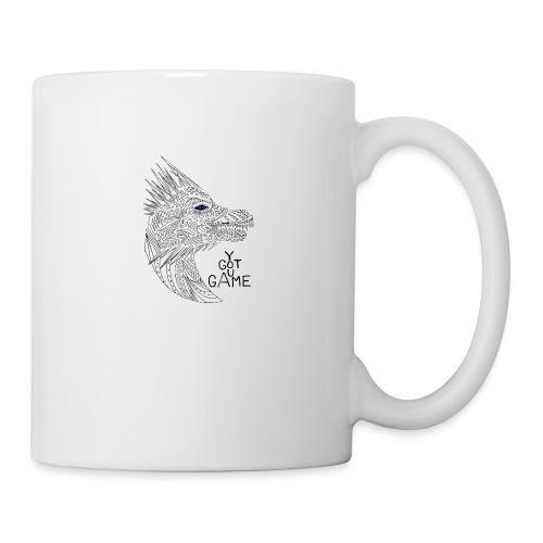 Blue eye dragon - Coffee/Tea Mug