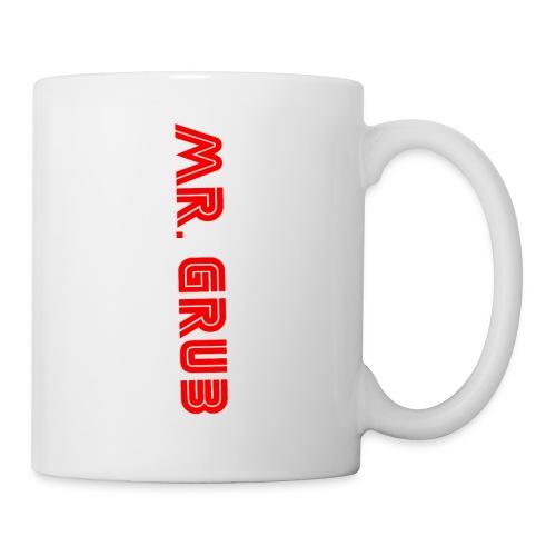 Mr Grub Tee Shirt - Coffee/Tea Mug