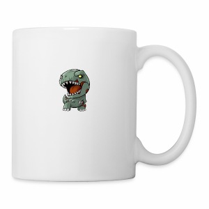 Zombie memeosauraus - Coffee/Tea Mug
