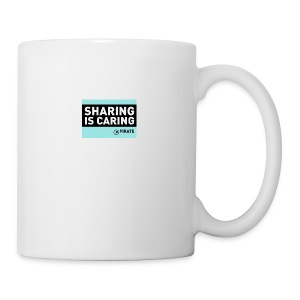 sharing is caring - Coffee/Tea Mug