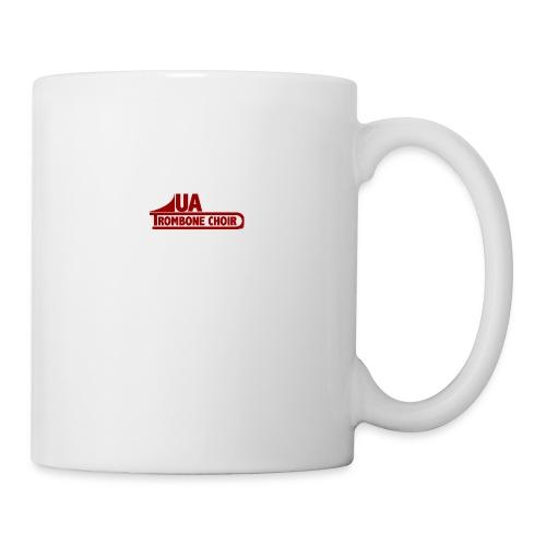 UA_trombonechoirCrimson - Coffee/Tea Mug