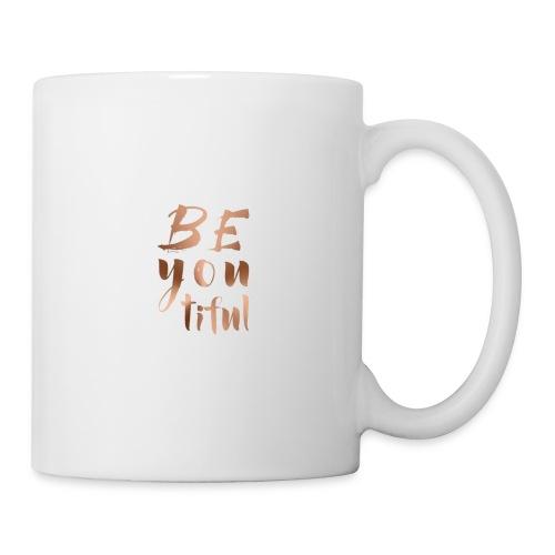 Be.You.Tiful. - Coffee/Tea Mug