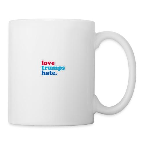Love Trumps Hate - Coffee/Tea Mug