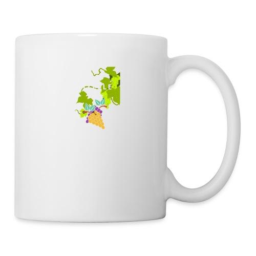 Gizelle Paris Snow Grapes Trans - Coffee/Tea Mug