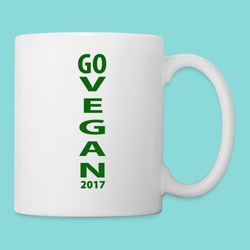 Go_Vegan_2017 - Coffee/Tea Mug