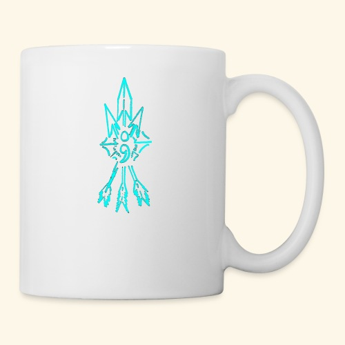 semi colon - Coffee/Tea Mug