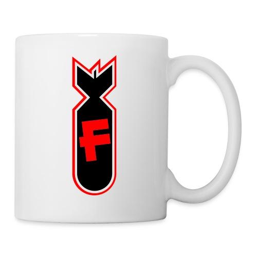 Character Crusade Fbomb - Coffee/Tea Mug