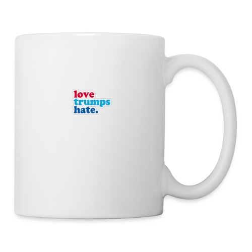 Love Trumps Hate - Coffee/Tea Mug