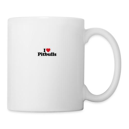 this i love pitbulls iphone cases - Coffee/Tea Mug
