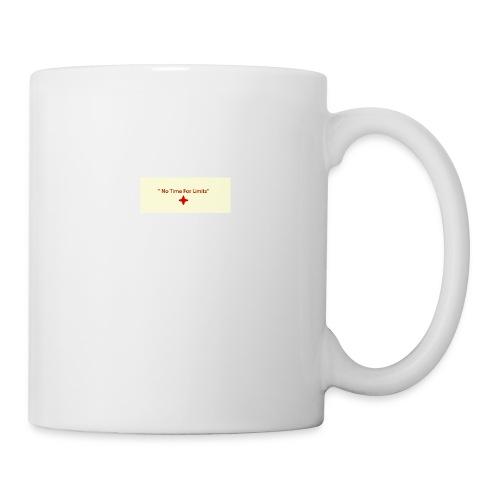 No time for Limits - Coffee/Tea Mug