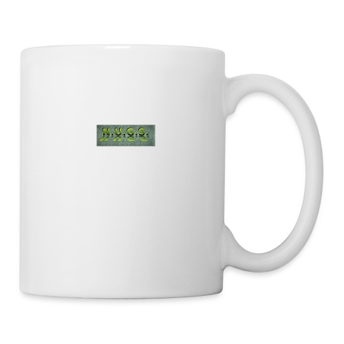 NUGS reflective logo - Coffee/Tea Mug