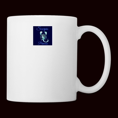 Scorpio Princess - Coffee/Tea Mug