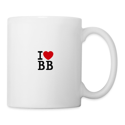 I Love BB - Coffee/Tea Mug