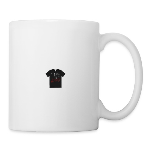 Life is gucci - Coffee/Tea Mug