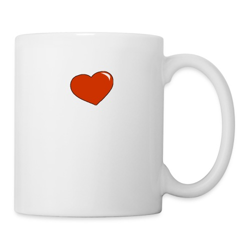 HEART - Coffee/Tea Mug