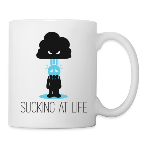 Sucking at Life - Coffee/Tea Mug