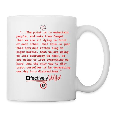 EW-mug-distract - Coffee/Tea Mug