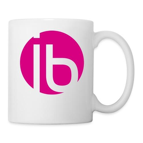 logo_isabelleBrunet - Coffee/Tea Mug