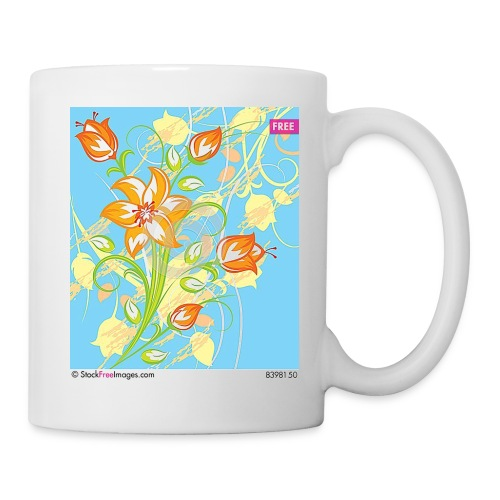 flowers67 - Coffee/Tea Mug