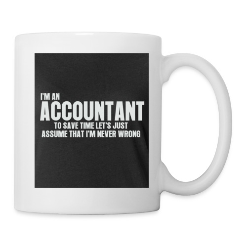 accountant - Coffee/Tea Mug