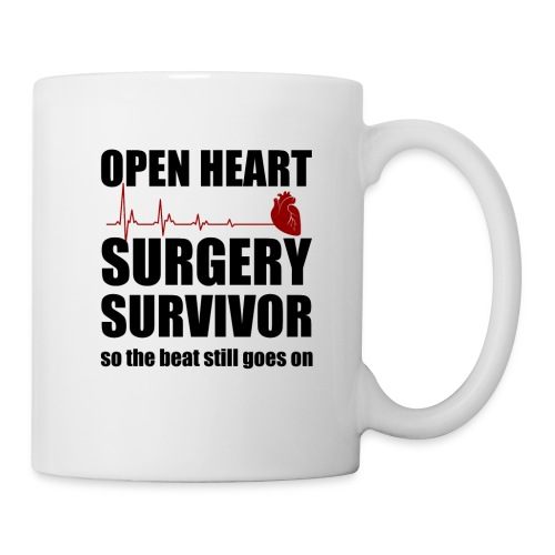 openheart surgery - Coffee/Tea Mug