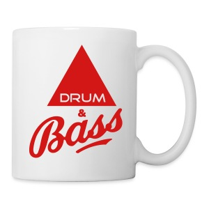 Drum and Bass - Coffee/Tea Mug