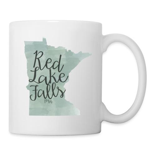 Red Lake Falls Long Sleeve Shirt - Coffee/Tea Mug