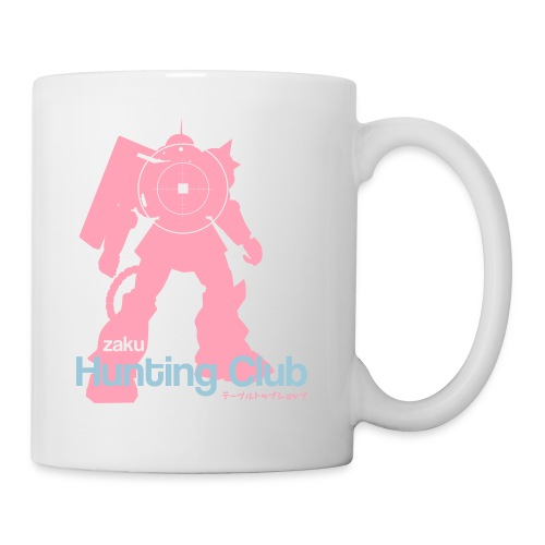 Zaku Hunting Club - Coffee/Tea Mug
