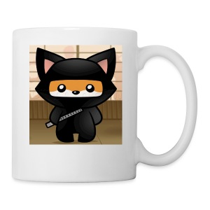 how-to-draw-a-ninja-fox_1_000000018972_5 - Coffee/Tea Mug