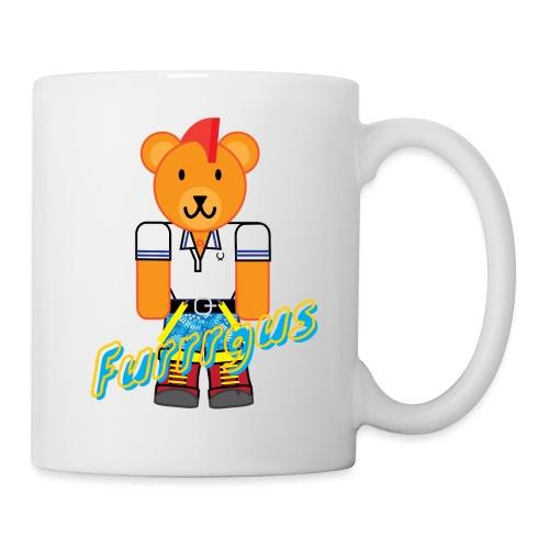 Skinhead Furrrgus - Coffee/Tea Mug