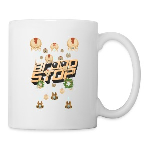 Brood Stop: Pew Pew Pew - Coffee/Tea Mug