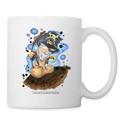 captain cock - Coffee/Tea Mug