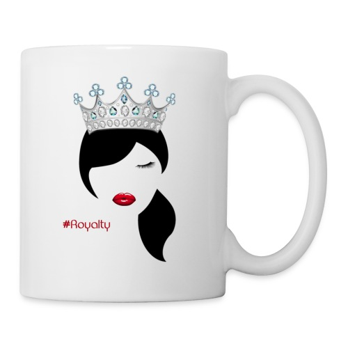 Hashtag Royalty - Coffee/Tea Mug