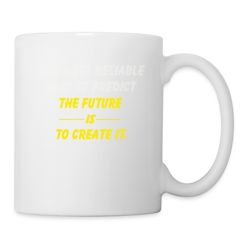 create the future - Coffee/Tea Mug