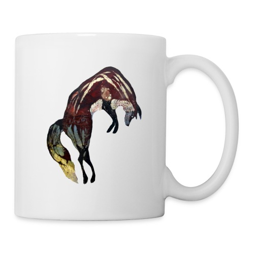 Ghost Fox - Coffee/Tea Mug