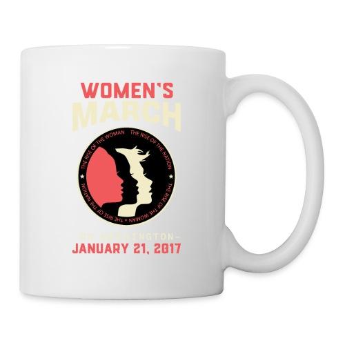Women's March Washington - Coffee/Tea Mug