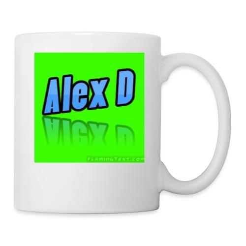 Alex D Doz Comedy Merchandise! - Coffee/Tea Mug
