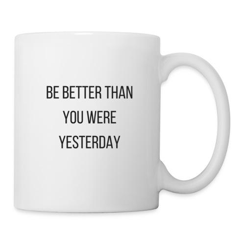 Work Out Apparel - Coffee/Tea Mug