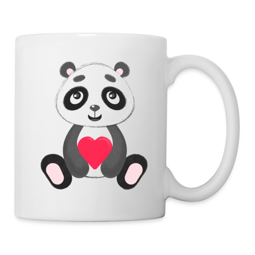 Sweetheart Panda - Coffee/Tea Mug