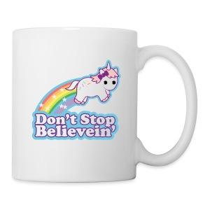 Don't Stop Believe'in - Coffee/Tea Mug