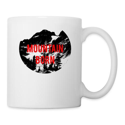 Mountain Born - Coffee/Tea Mug