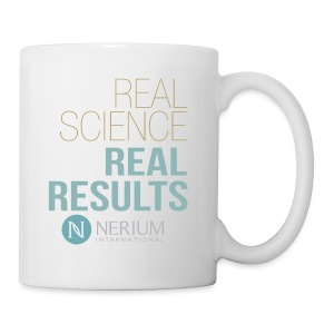 Real Science Real Results Nerium - Coffee/Tea Mug
