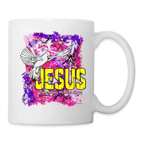 JESUS UNENDING PERFECT LOVE - Coffee/Tea Mug