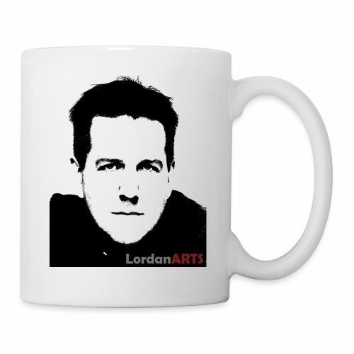 New LordanArts Channel Profile Pic - Coffee/Tea Mug