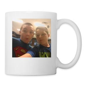 jacobs shirt/youtube partner - Coffee/Tea Mug