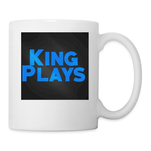 New King plays Logo Art - Coffee/Tea Mug