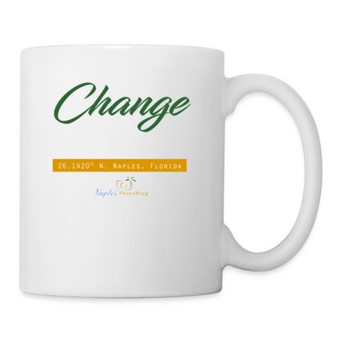 Change Your Latitude - Coffee/Tea Mug