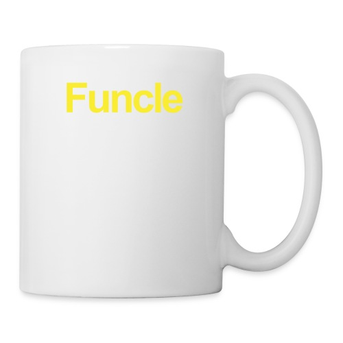 The FUNCLE Shirt - Like A Dad Only Awesomer - Coffee/Tea Mug