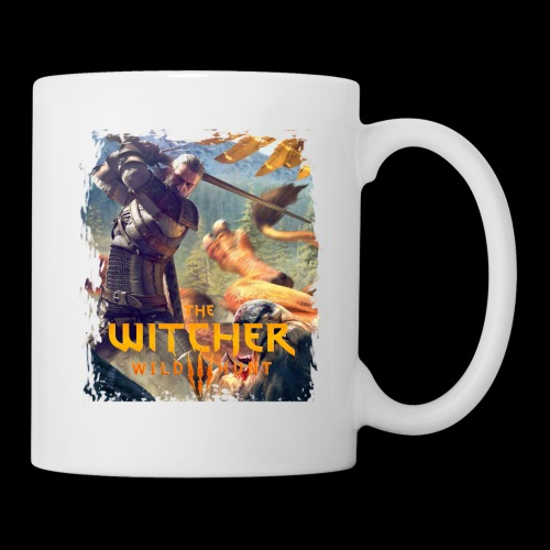 The Witcher 3 - Griffin - Coffee/Tea Mug